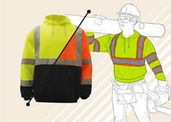 Safety Sweatshirt
